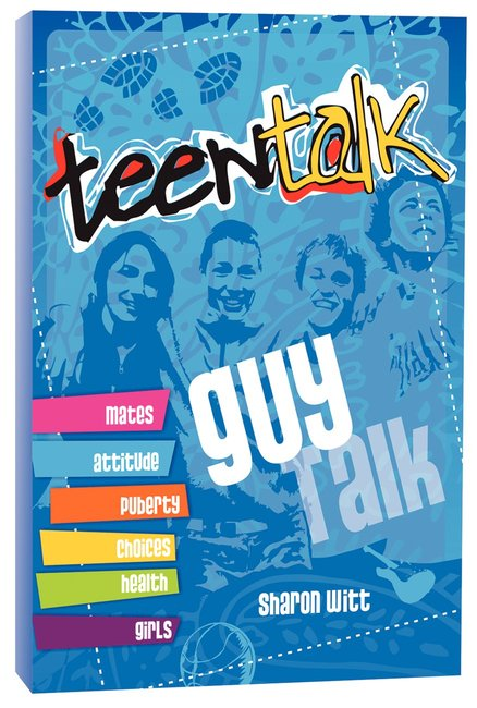 Product: Teen Talk: Guy Talk Image