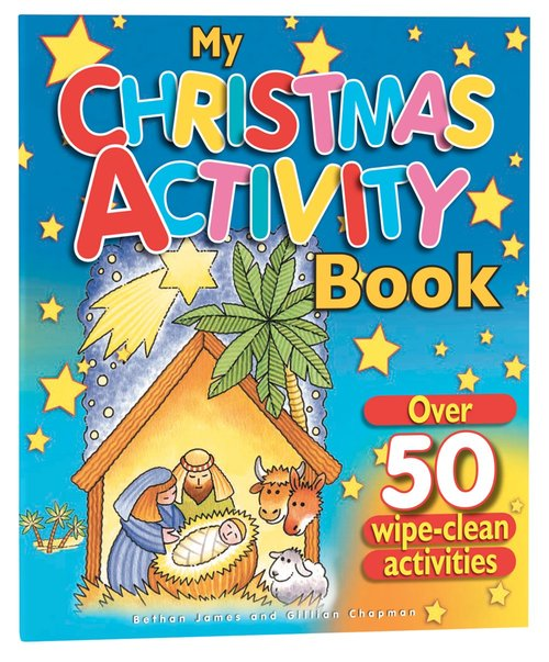 Product: My Christmas Activity Book Image