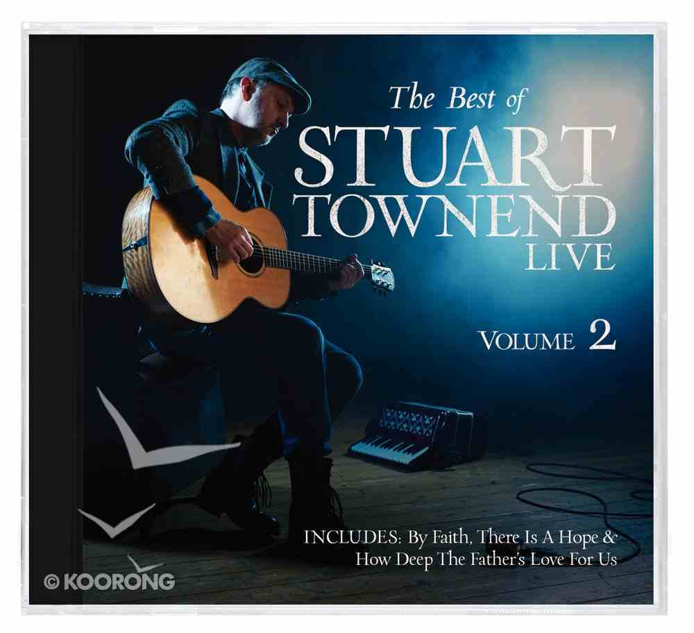 Best of Stuart Townend Vol. 2 (Double Cd) CD