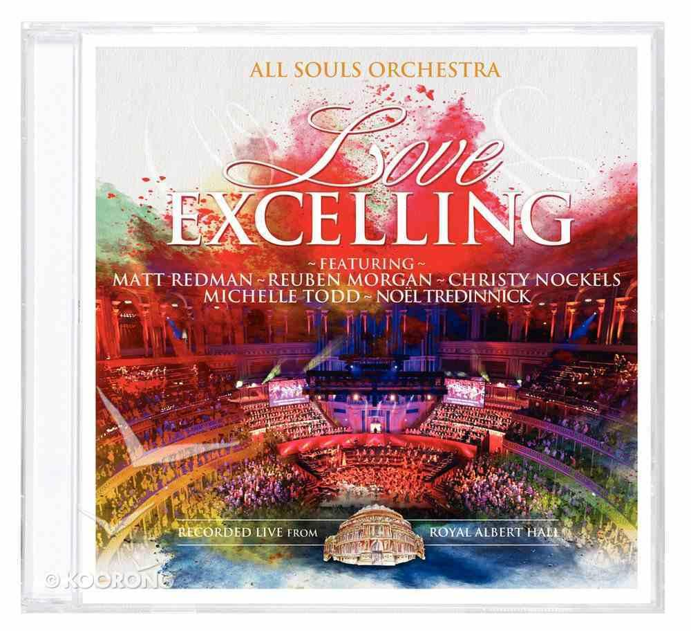Prom Praise: Love Excelling CD & DVD CD