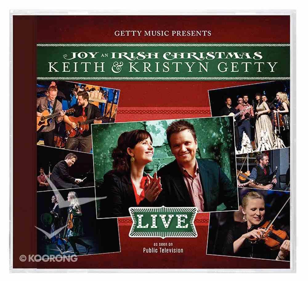 Joy: An Irish Christmas Live CD & DVD CD