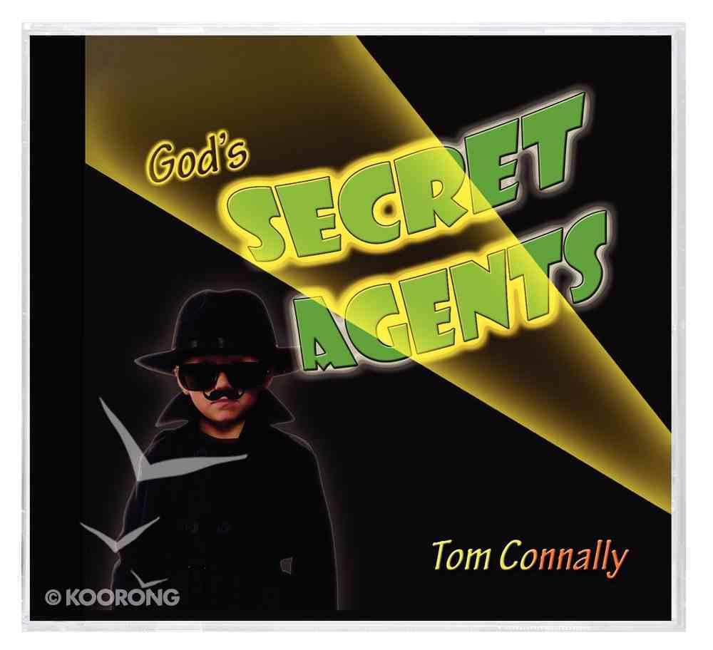 God's Secret Agents CD