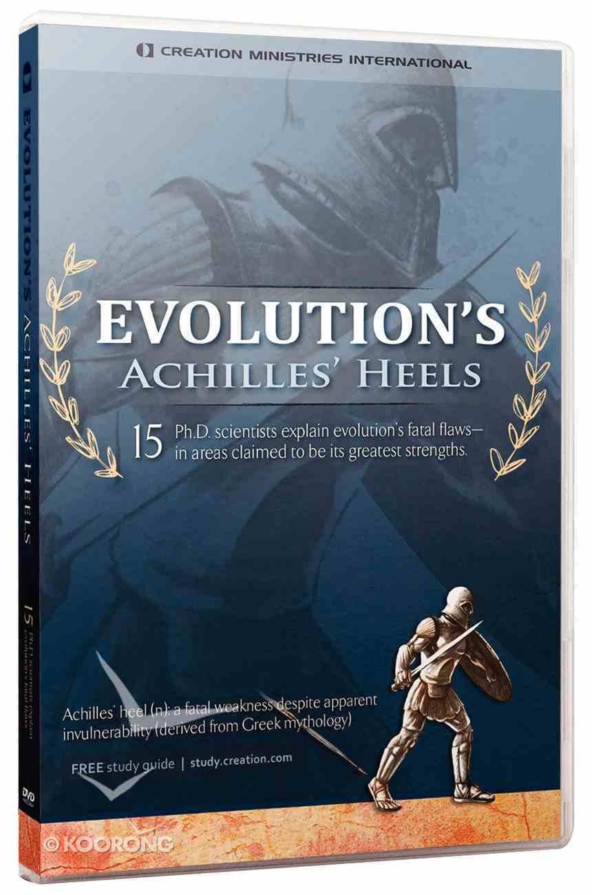 Evolution's Achilles' Heels DVD