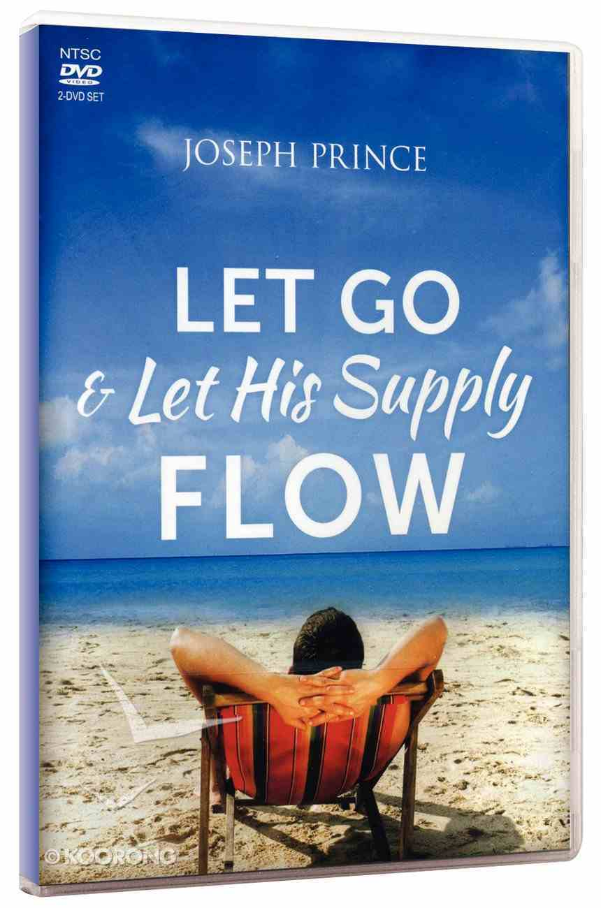 Let Go and Let His Supply Flow (2 Dvds) DVD