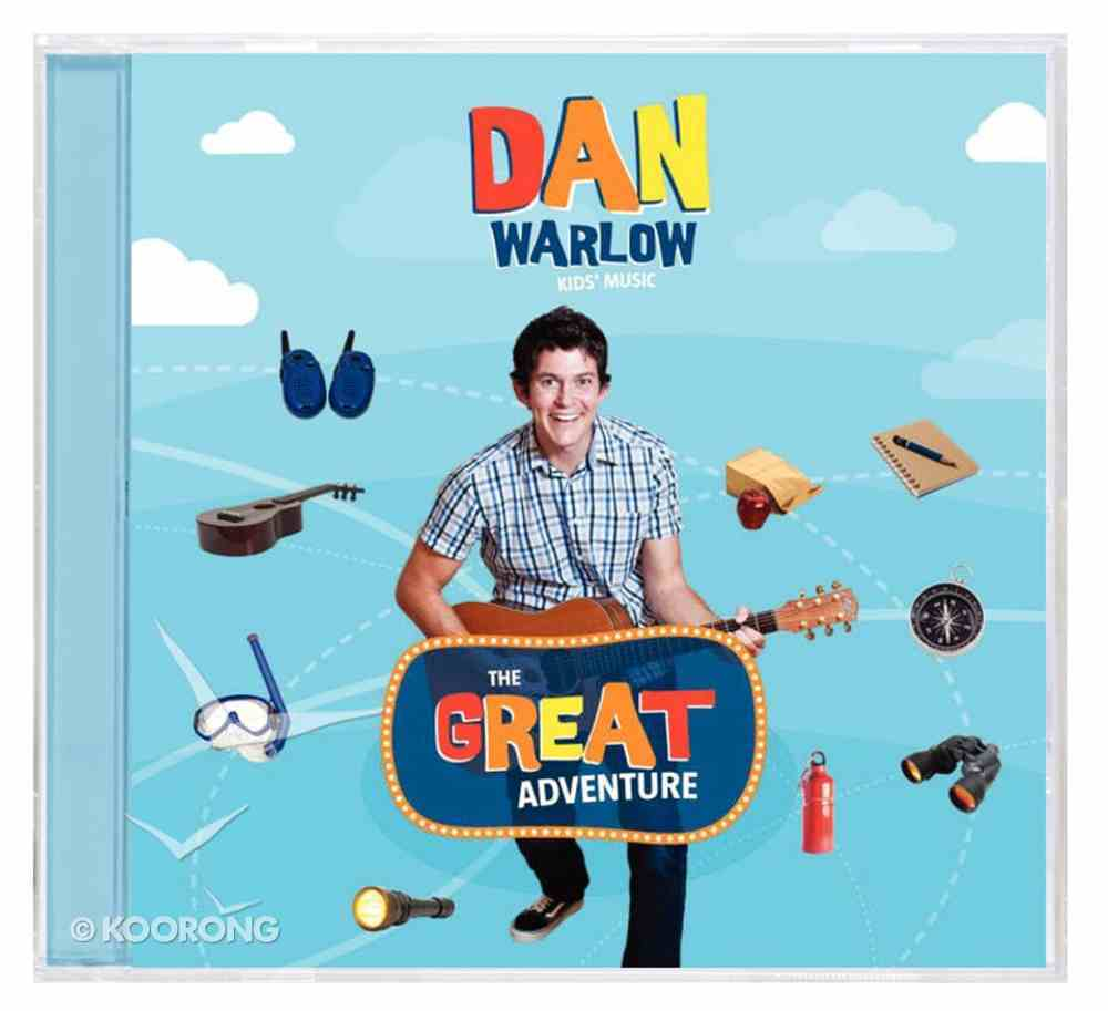 The Great Adventure CD