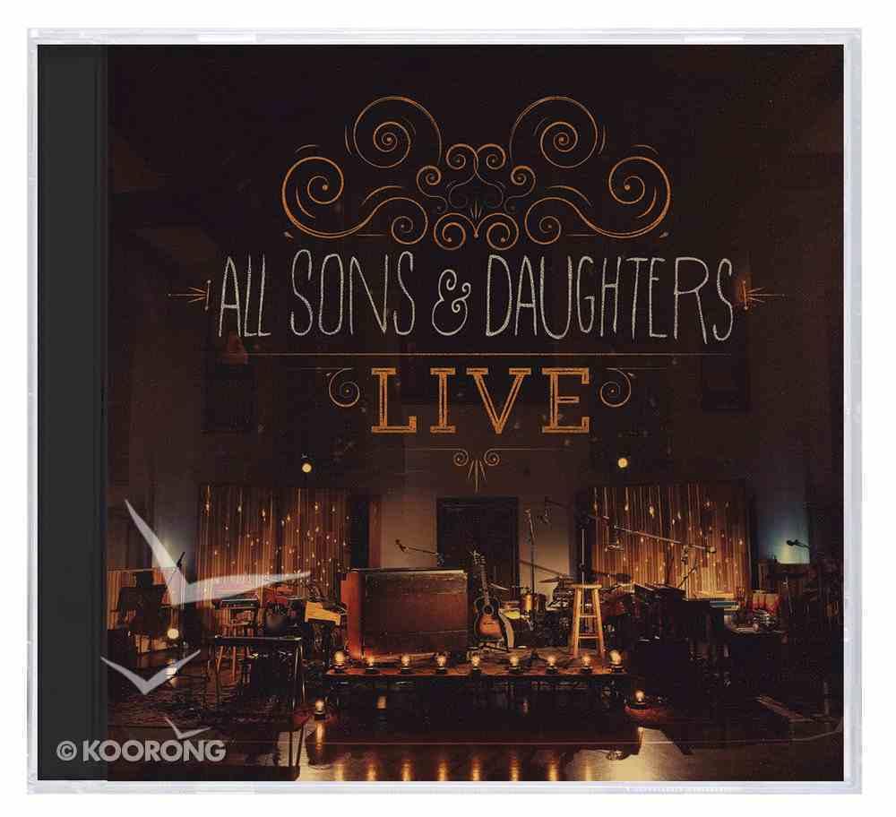 Live CD & DVD CD