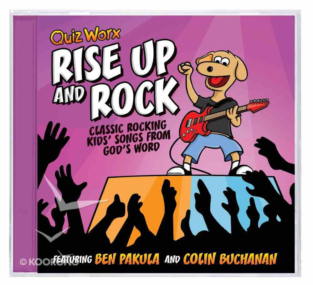 Rise Up and Rock CD