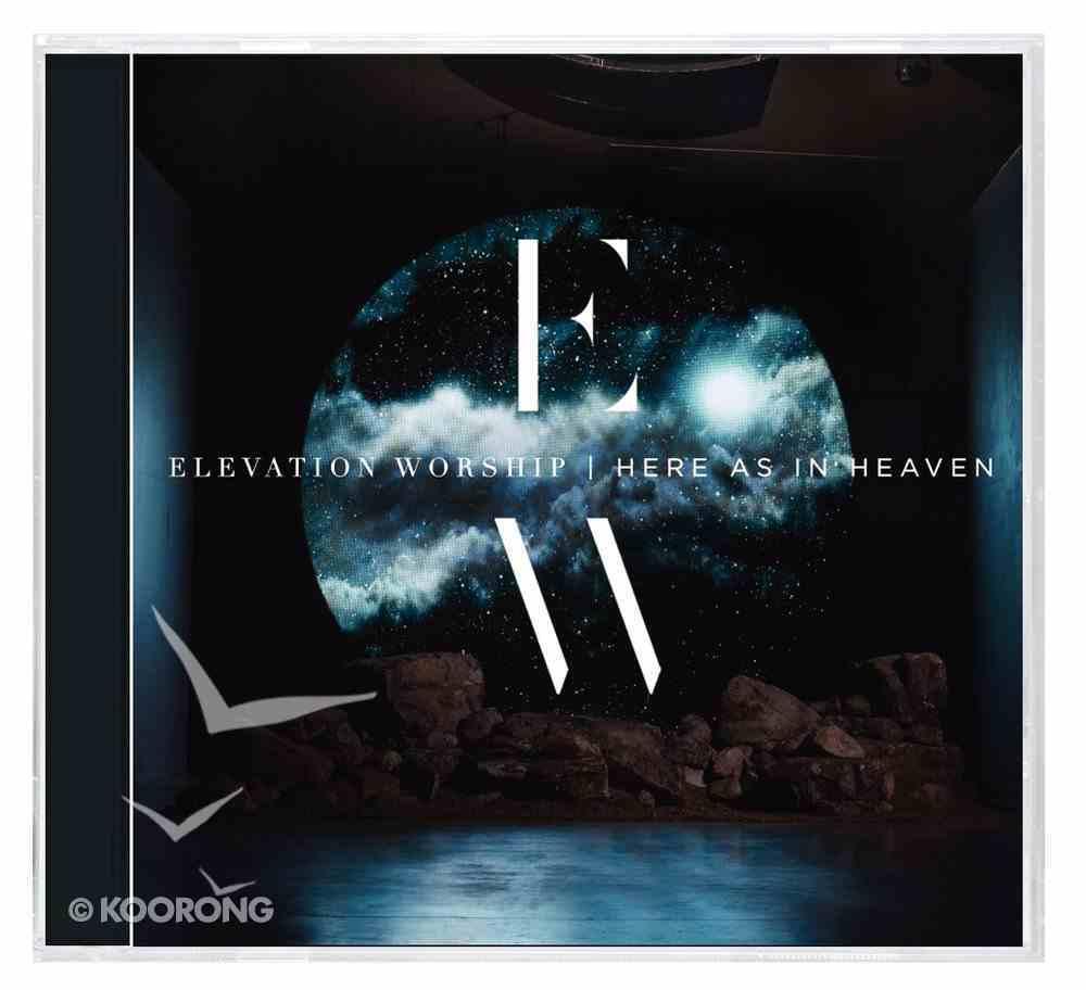 Here as in Heaven CD