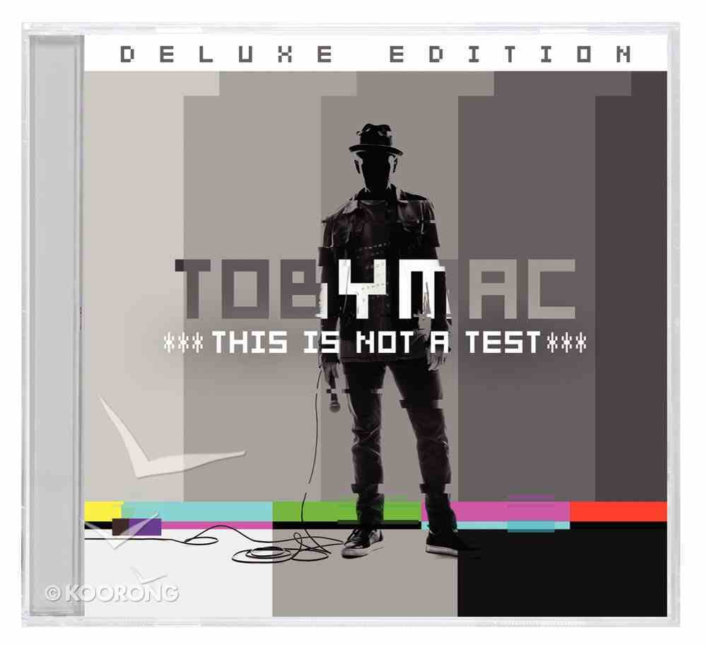 This is Not a Test Deluxe Edition CD
