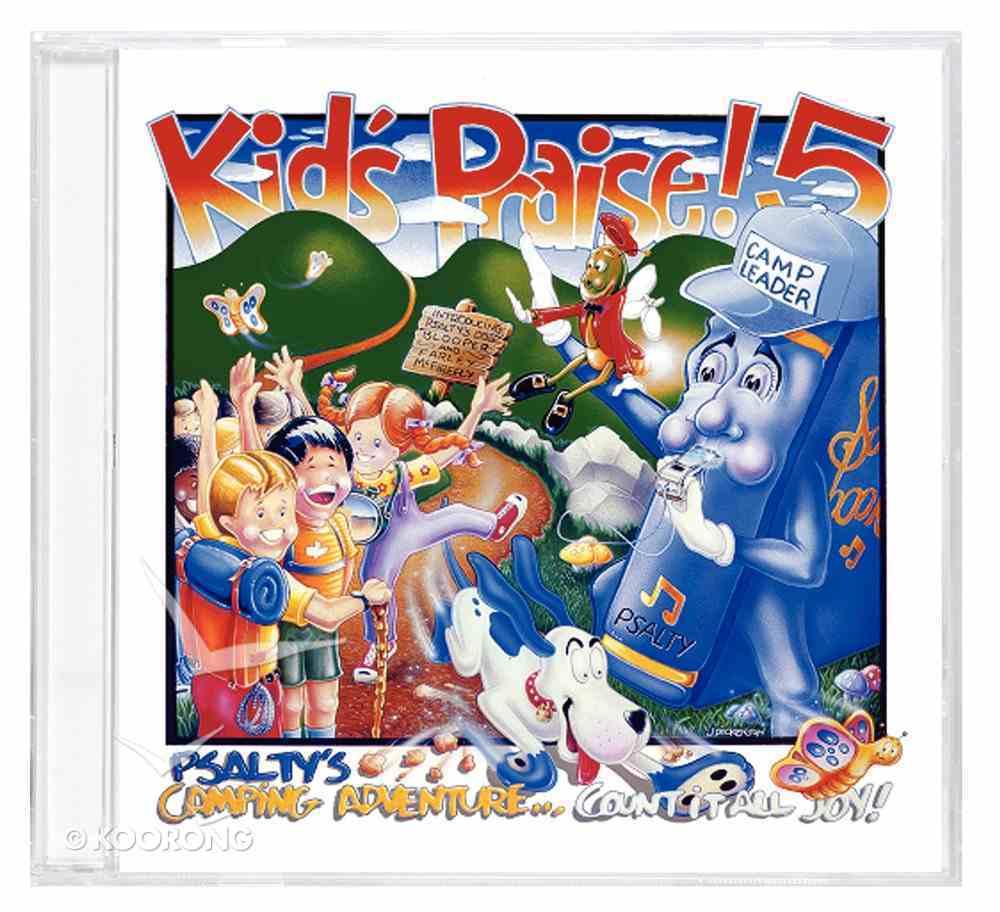The Kids Praise Album! (Vol 5) CD