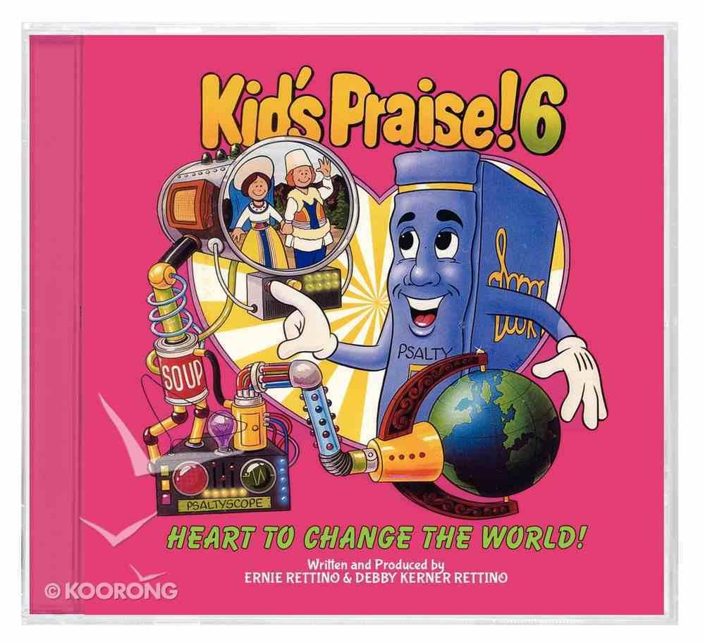 The Kids Praise Album! (Vol 6) CD