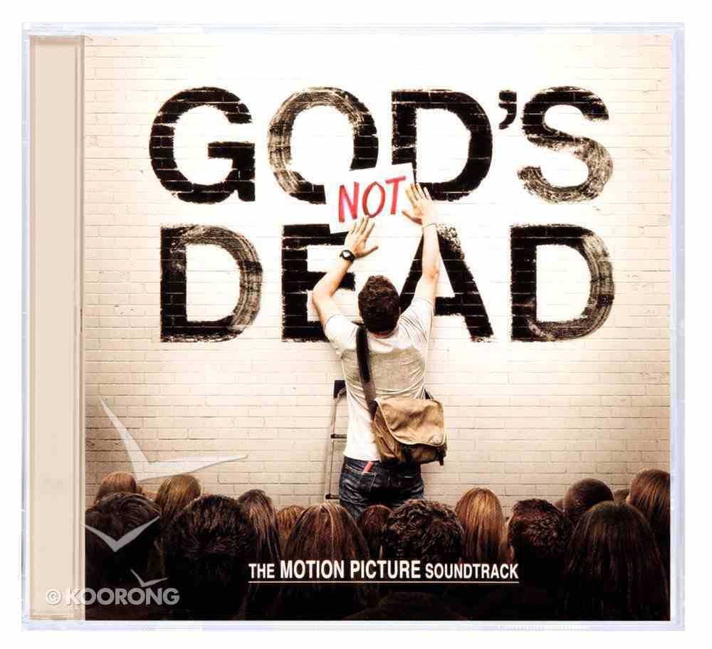 God's Not Dead Motion Picture Soundtrack CD