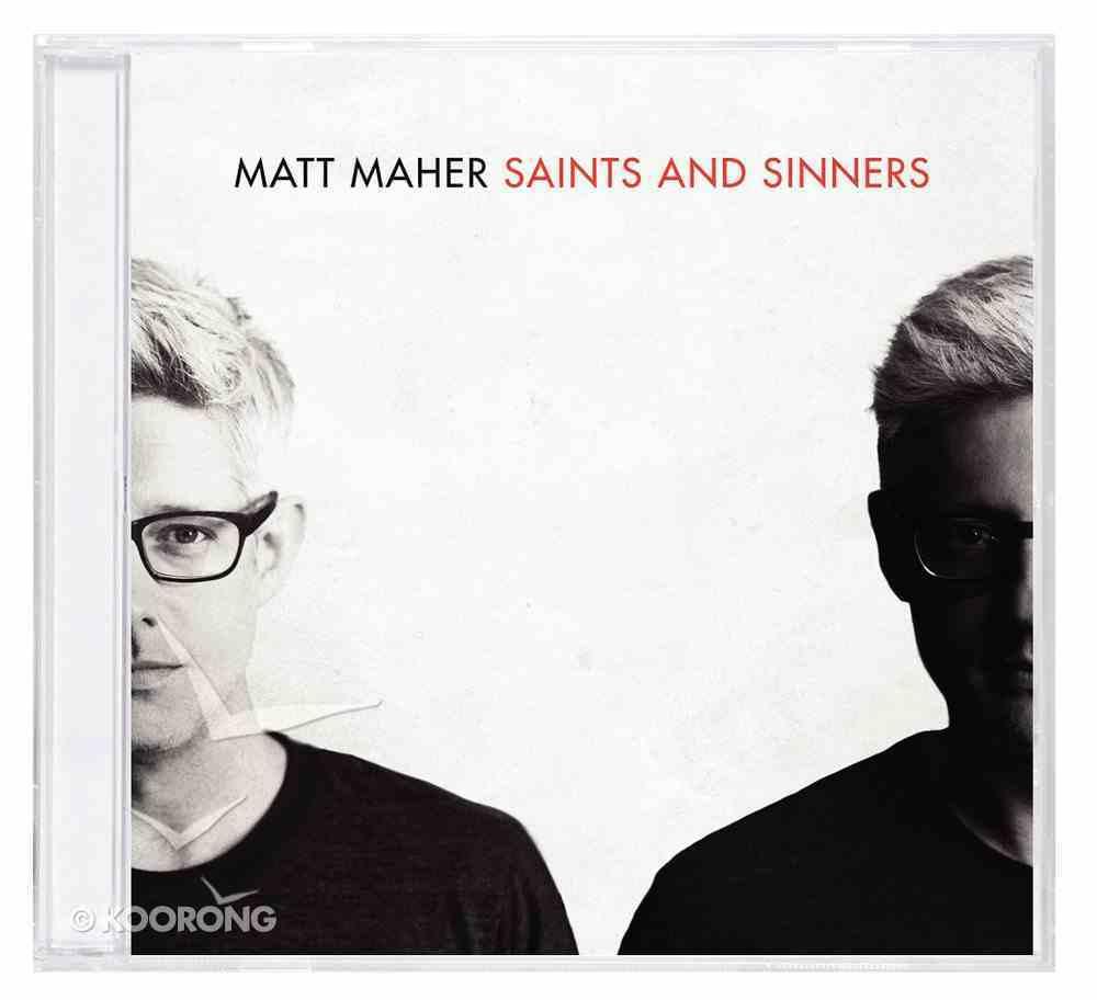 Saints and Sinners CD