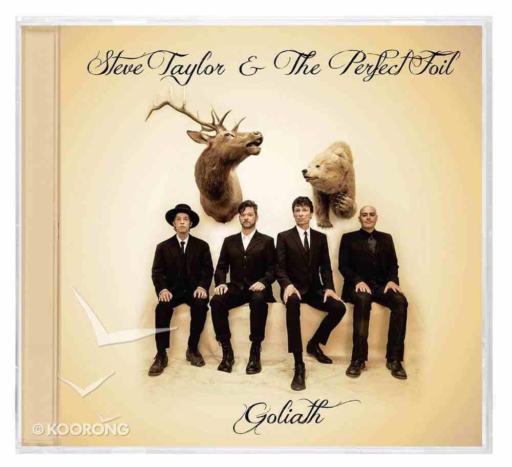 Goliath CD