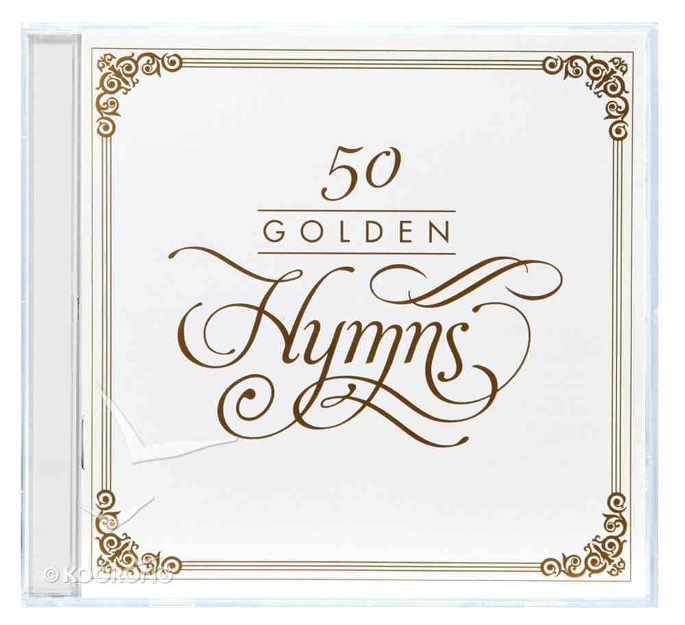 50 Golden Hymns Triple CD CD