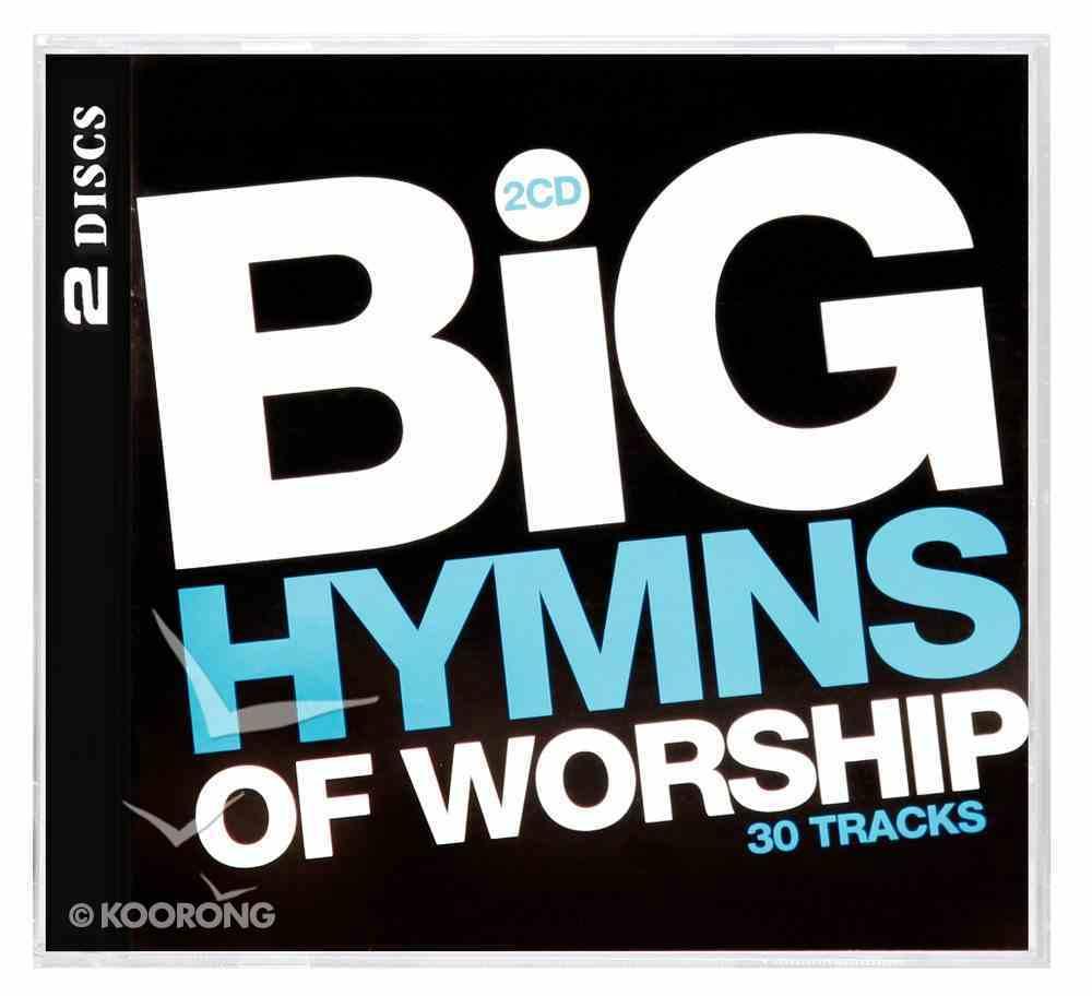 Big Hymns of Worship Double CD CD