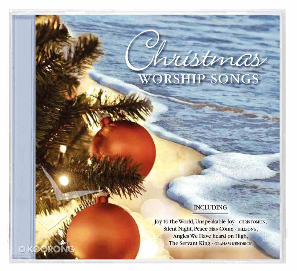 Christmas Worship Songs (2 Cds) CD