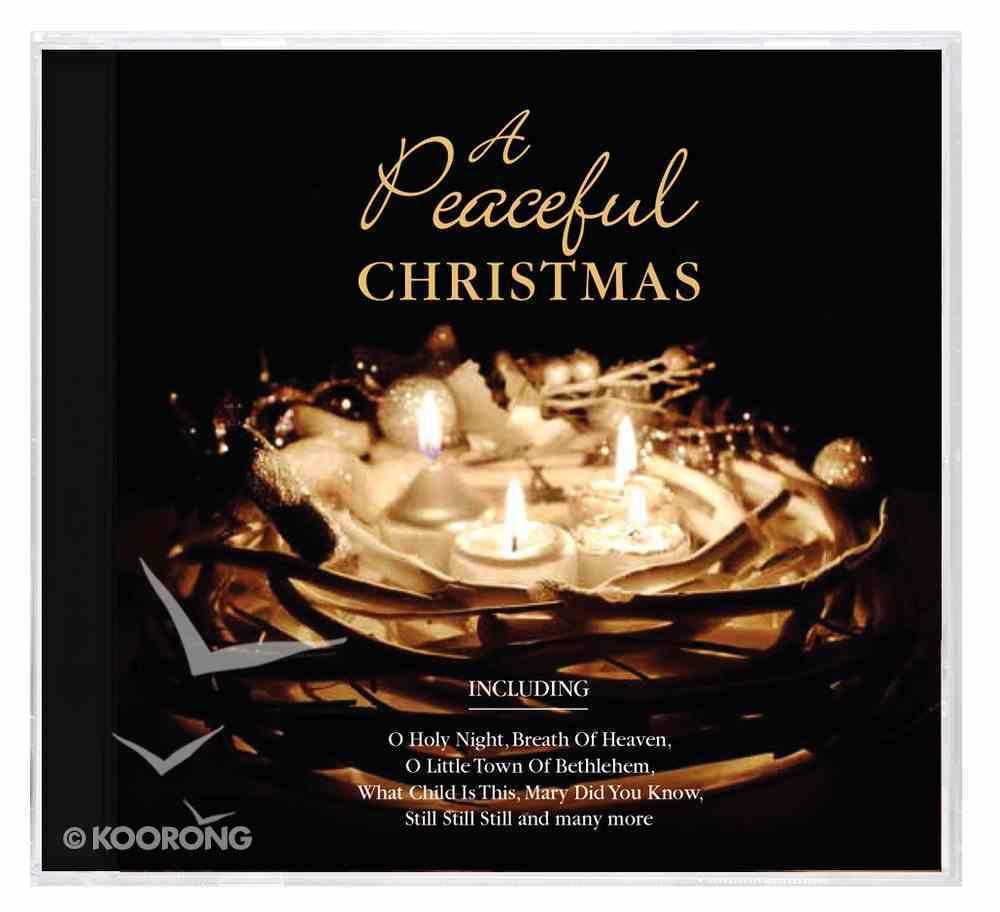 A Peaceful Christmas (2 Cds) CD