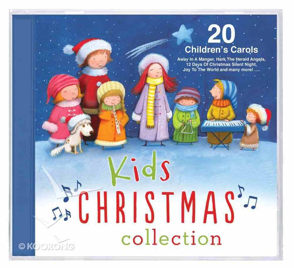 Kids Christmas Collection CD