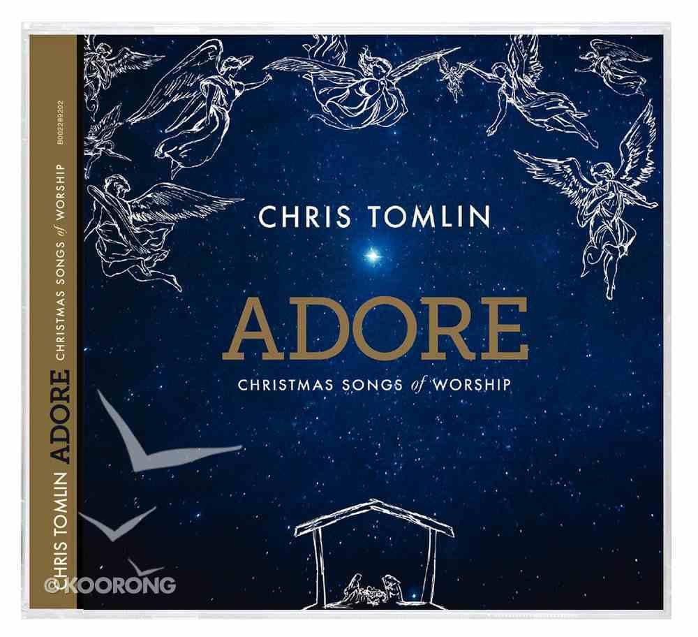 Adore: Christmas Songs of Worship CD