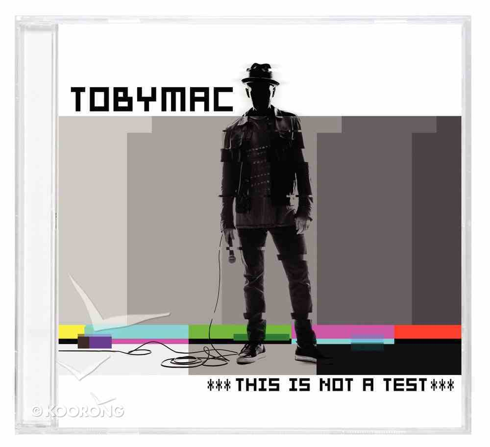 This is Not a Test CD