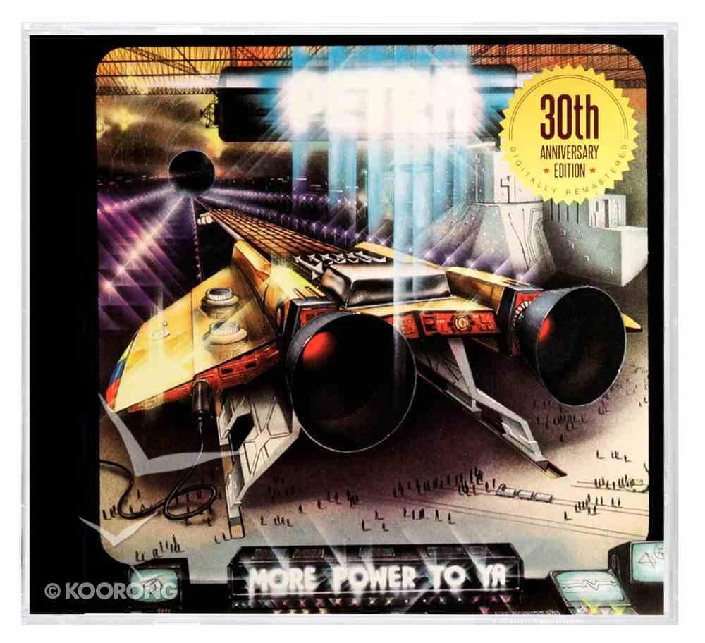 More Power to Ya: 30Th Anniversary Edition CD