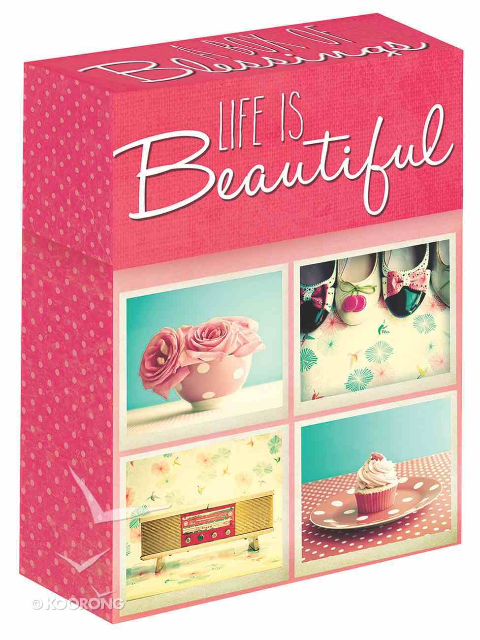Box of Blessings: Life is Beautiful Box