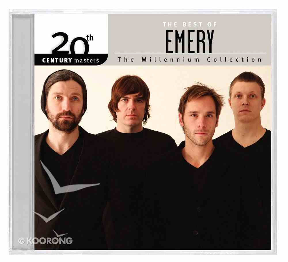 The Best of Emery CD