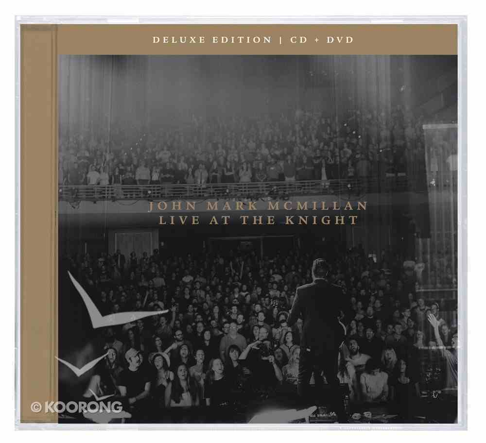 Live At the Knight Deluxe Edition (Cd/dvd) CD