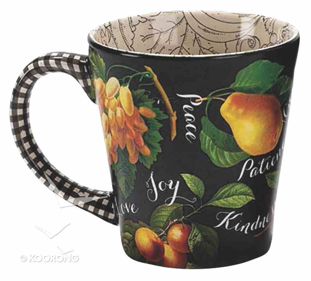 Ceramic Mug: Fruit of the Spirit Homeware