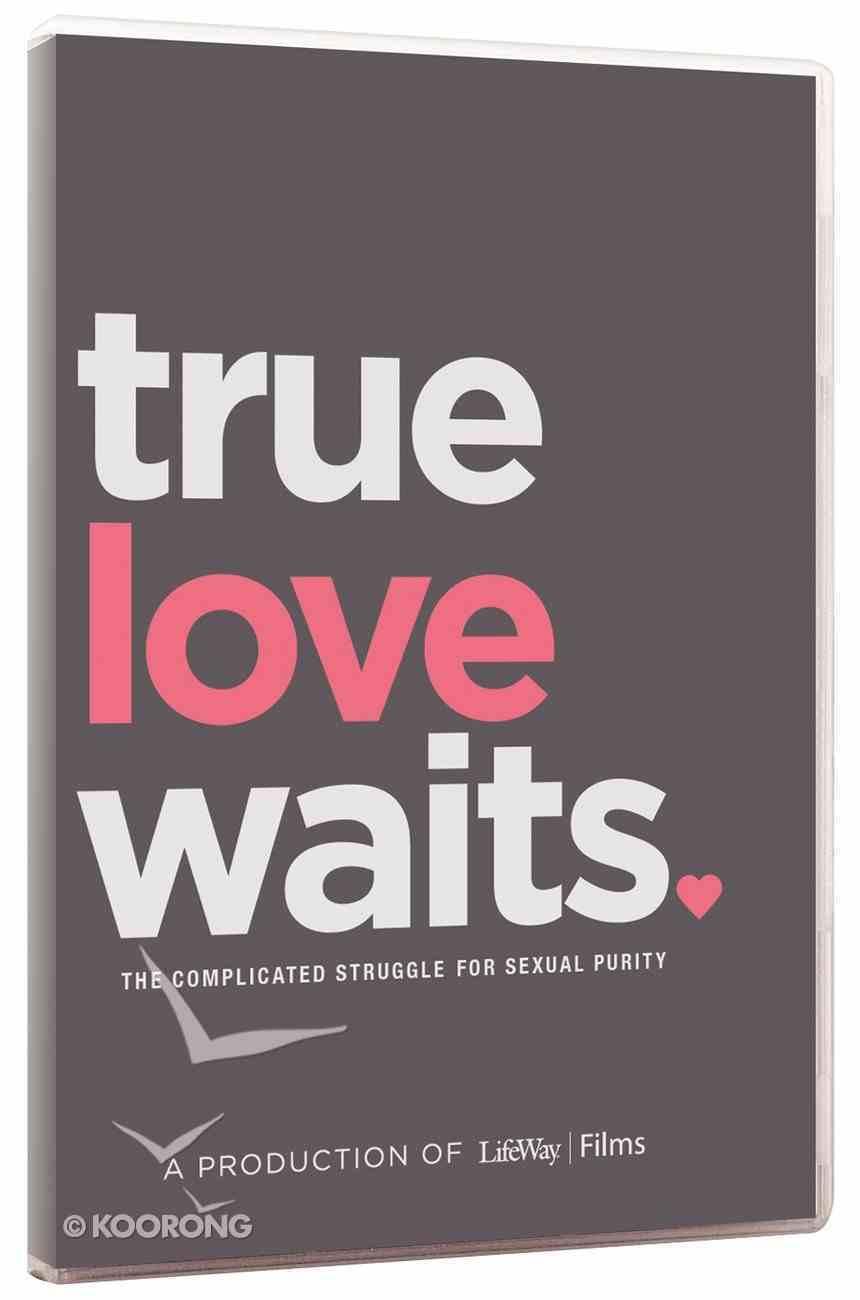 True Love Waits DVD