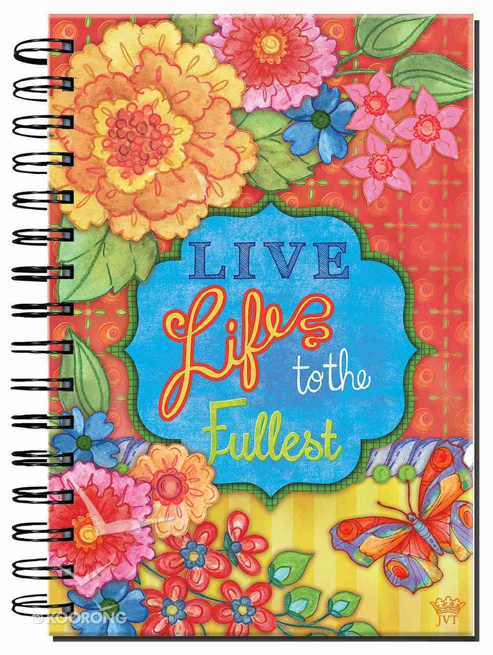 Spiral Journal: Live Life to the Fullest Spiral