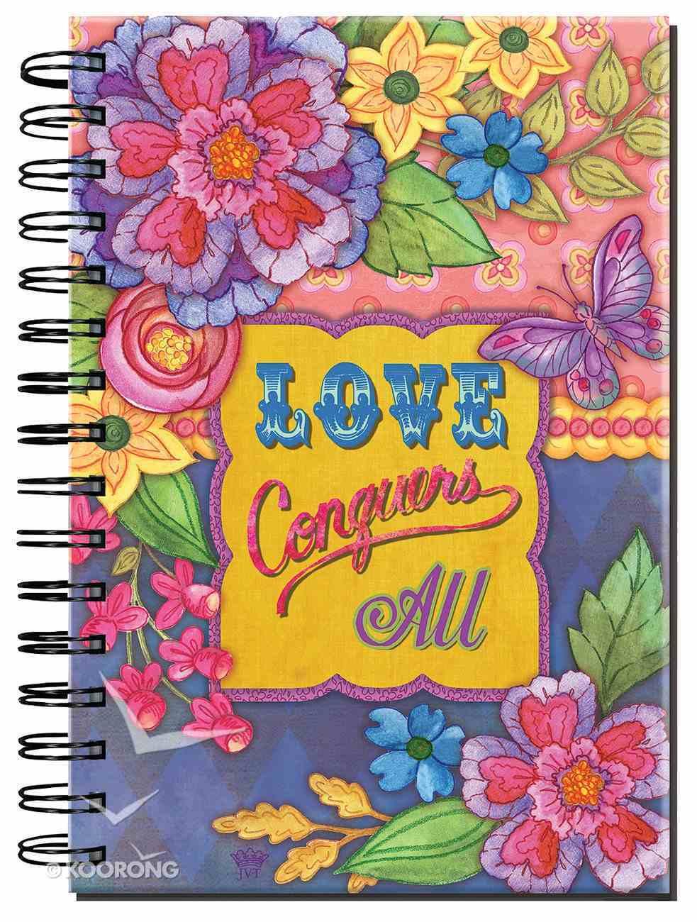 Spiral Journal: Love Conquers All Spiral