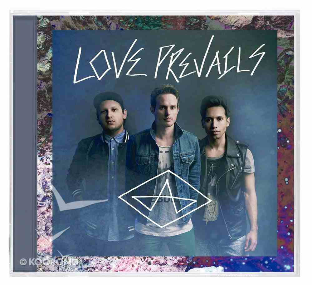 Love Prevails CD