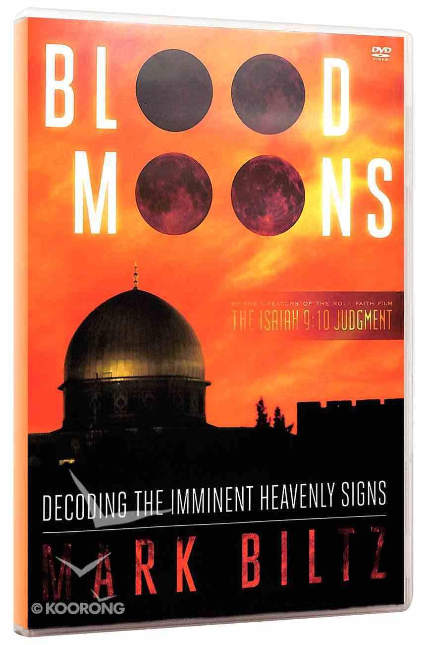 Blood Moons DVD