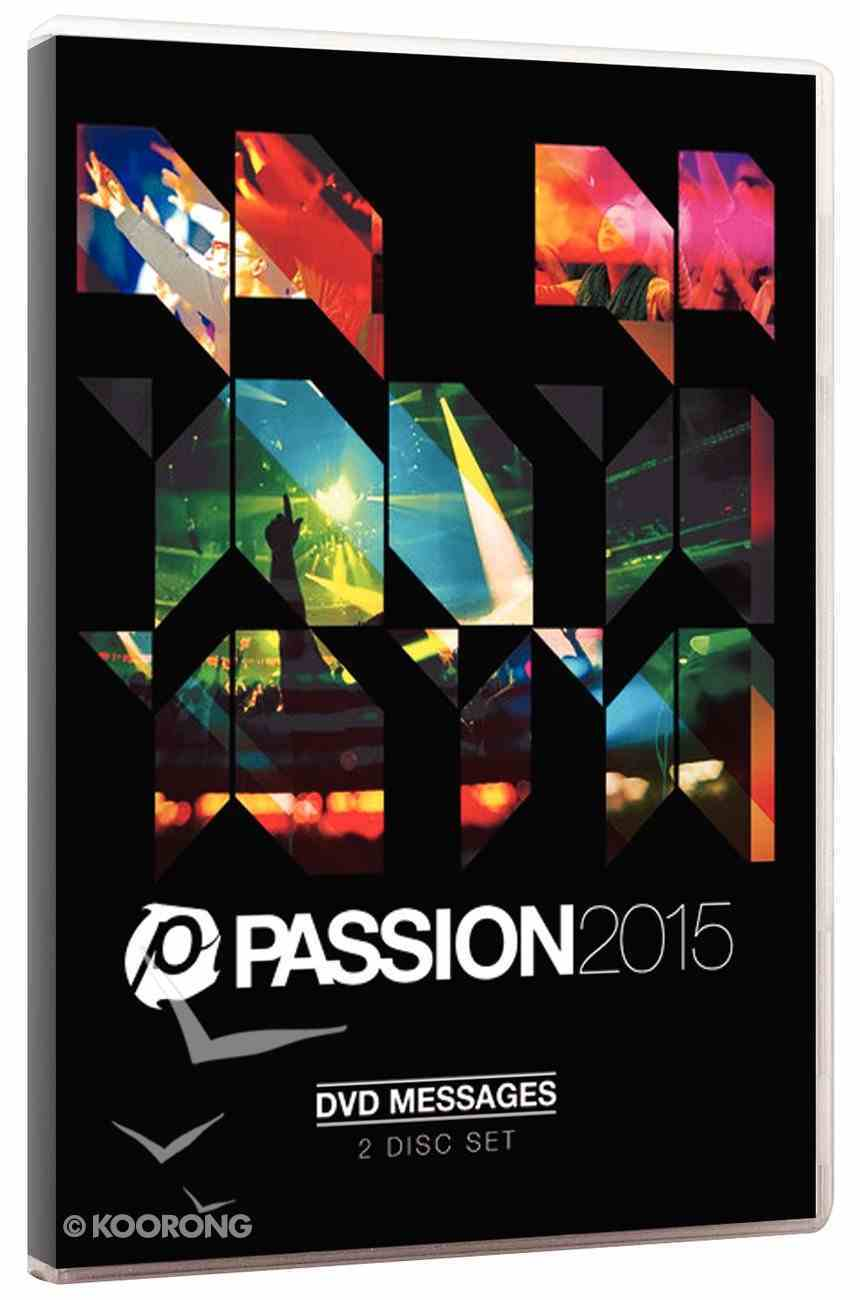 Passion 2015 Messages (2 Dvd) DVD
