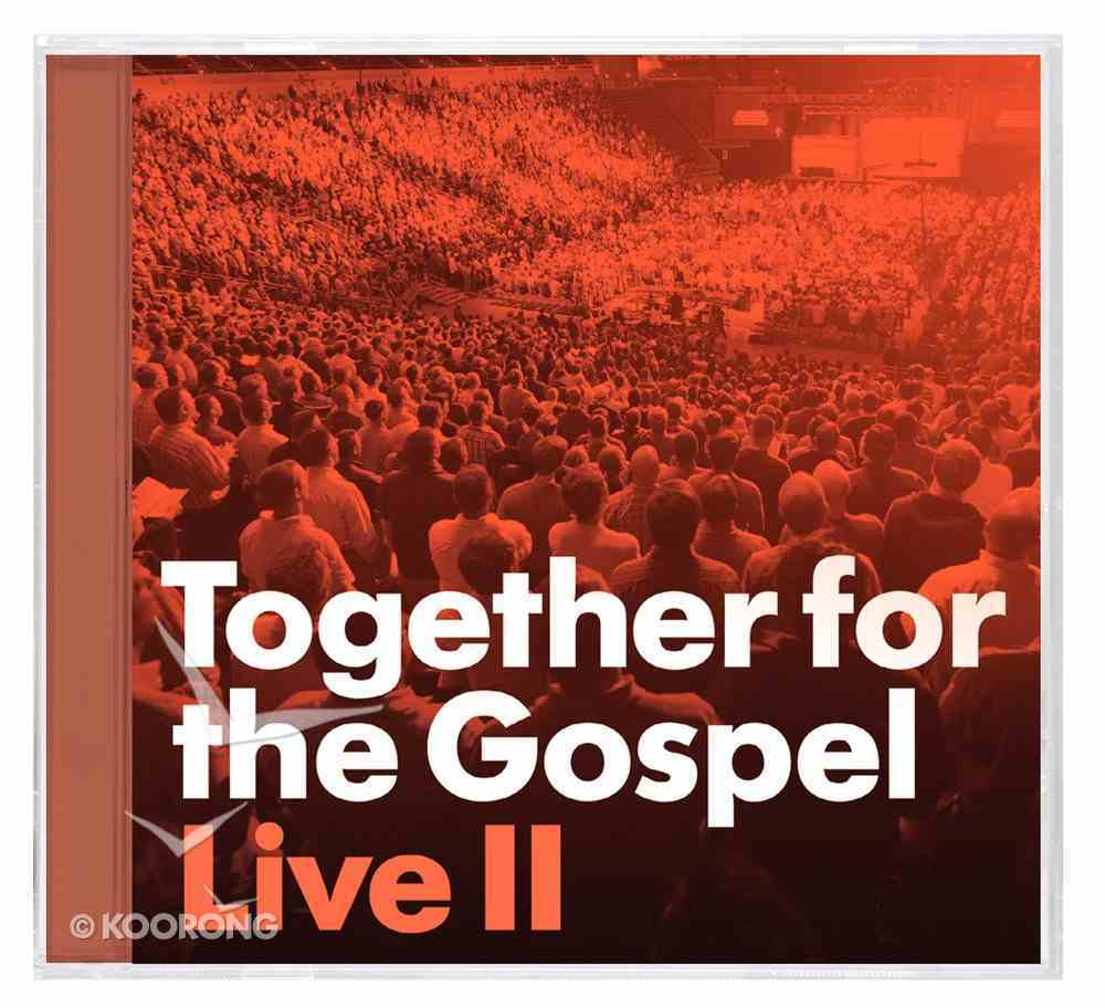 Together For the Gospel II (Live) CD