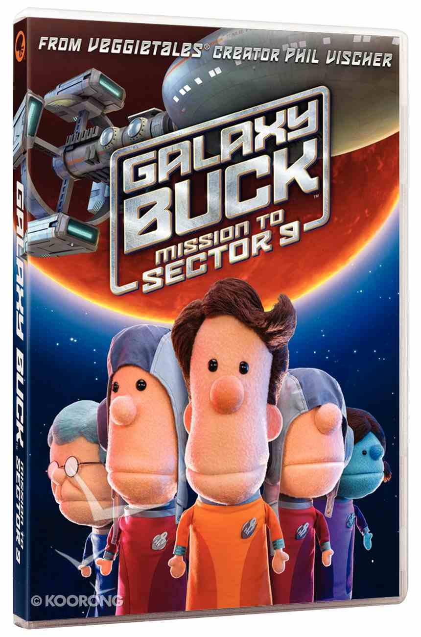 Mission to Sector 9 (#01 in Galaxy Buck Dvd Series) DVD