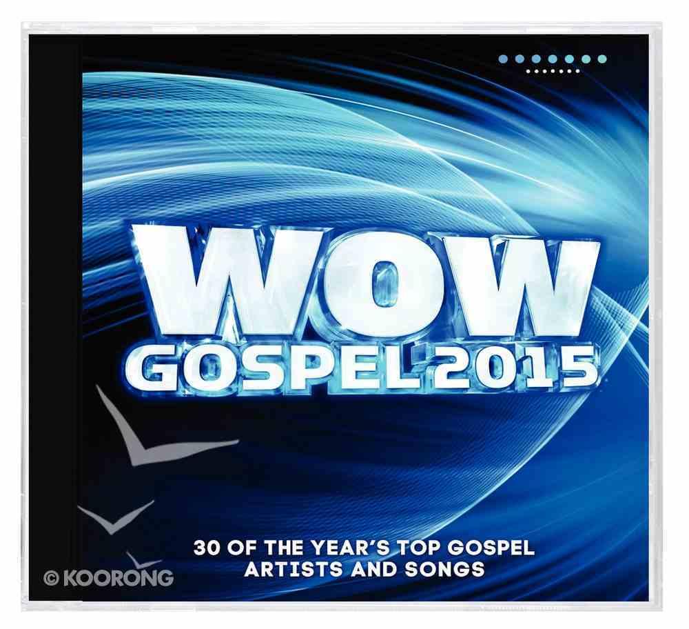 Wow Gospel 2015 Double CD CD