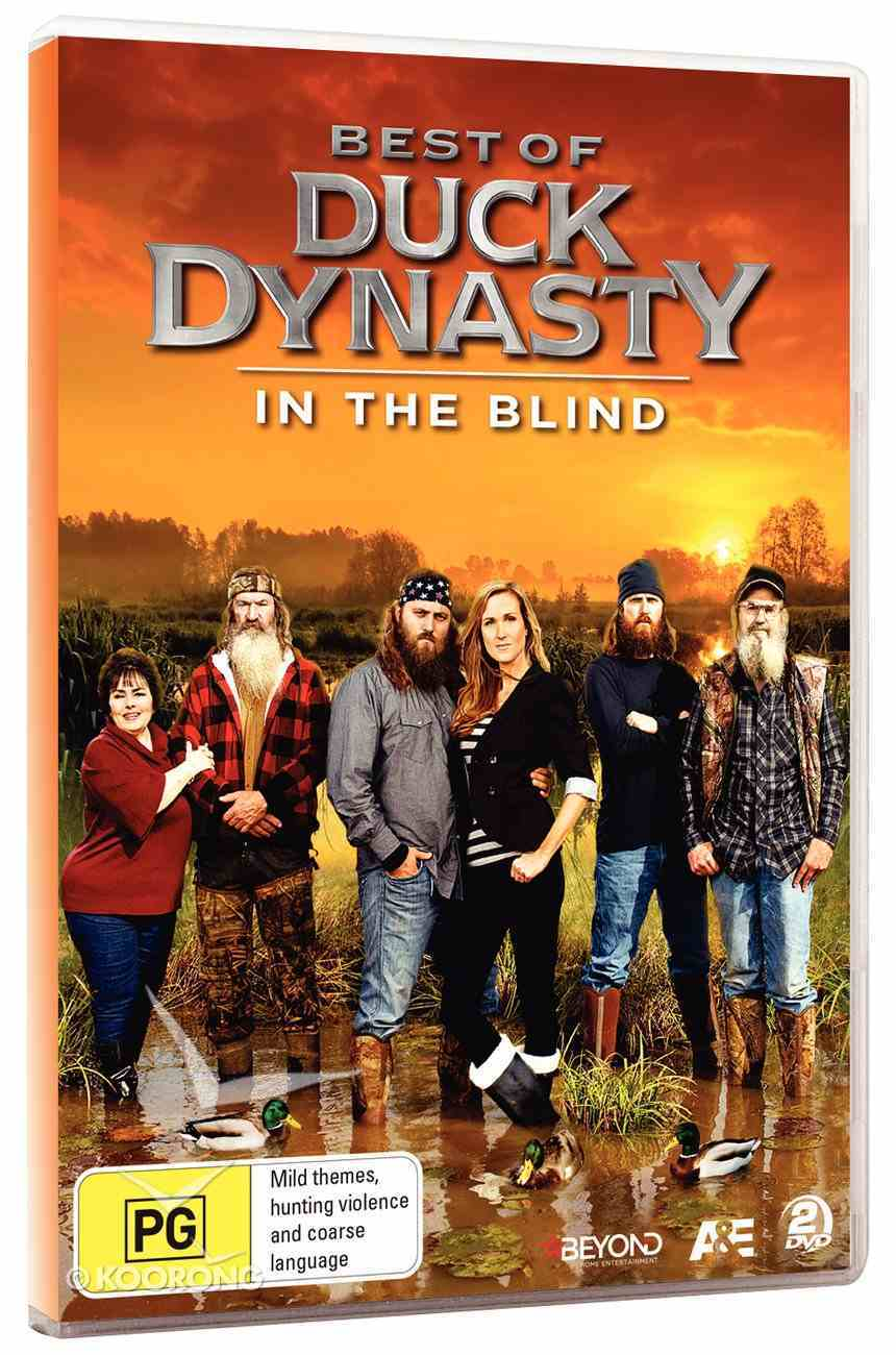 In the Blind: The Best of Duck Dynasty (2 Dvd Set) DVD