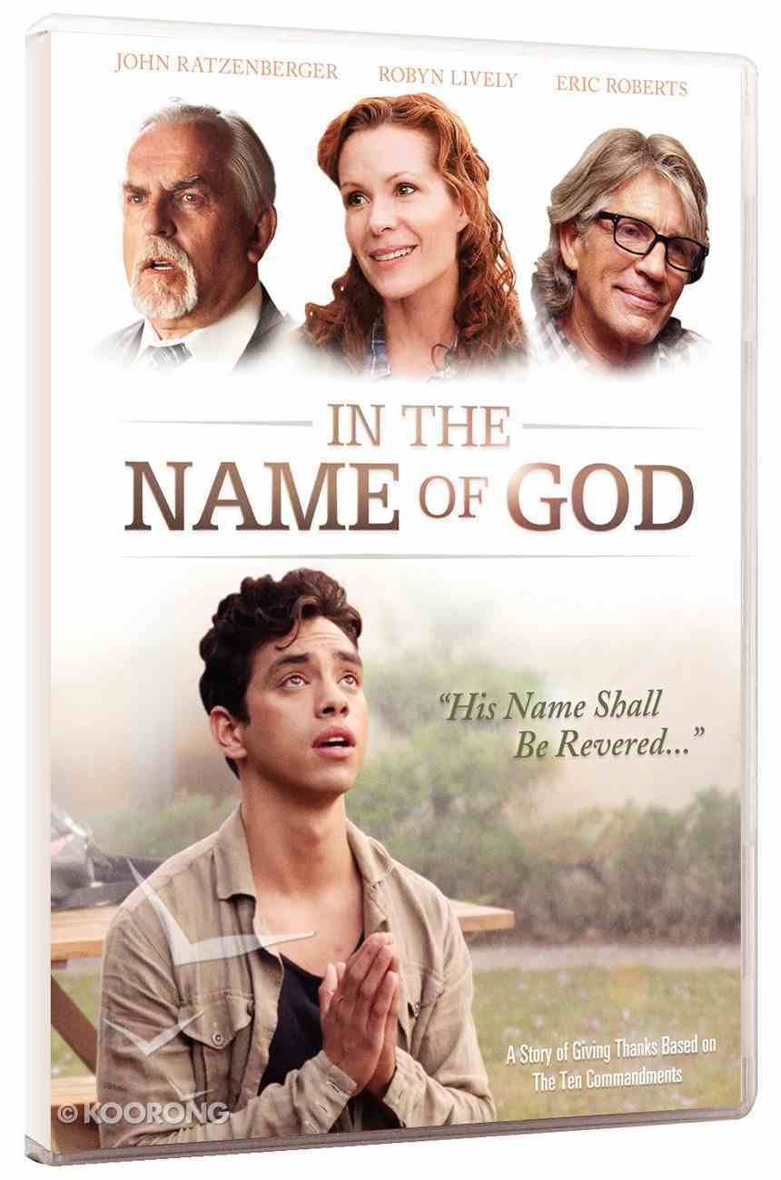 In the Name of God DVD