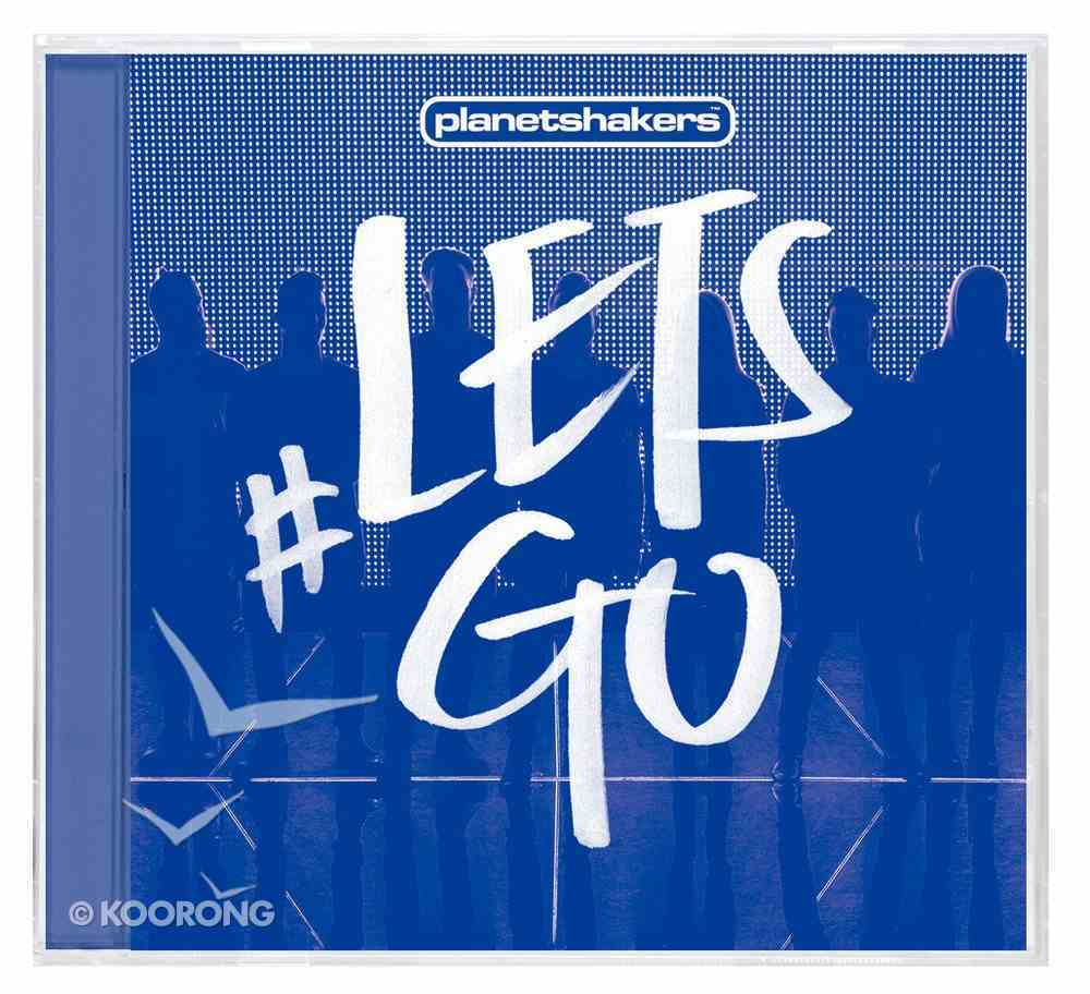 2016 #Letsgo Deluxe CD & DVD (Let's Go) CD