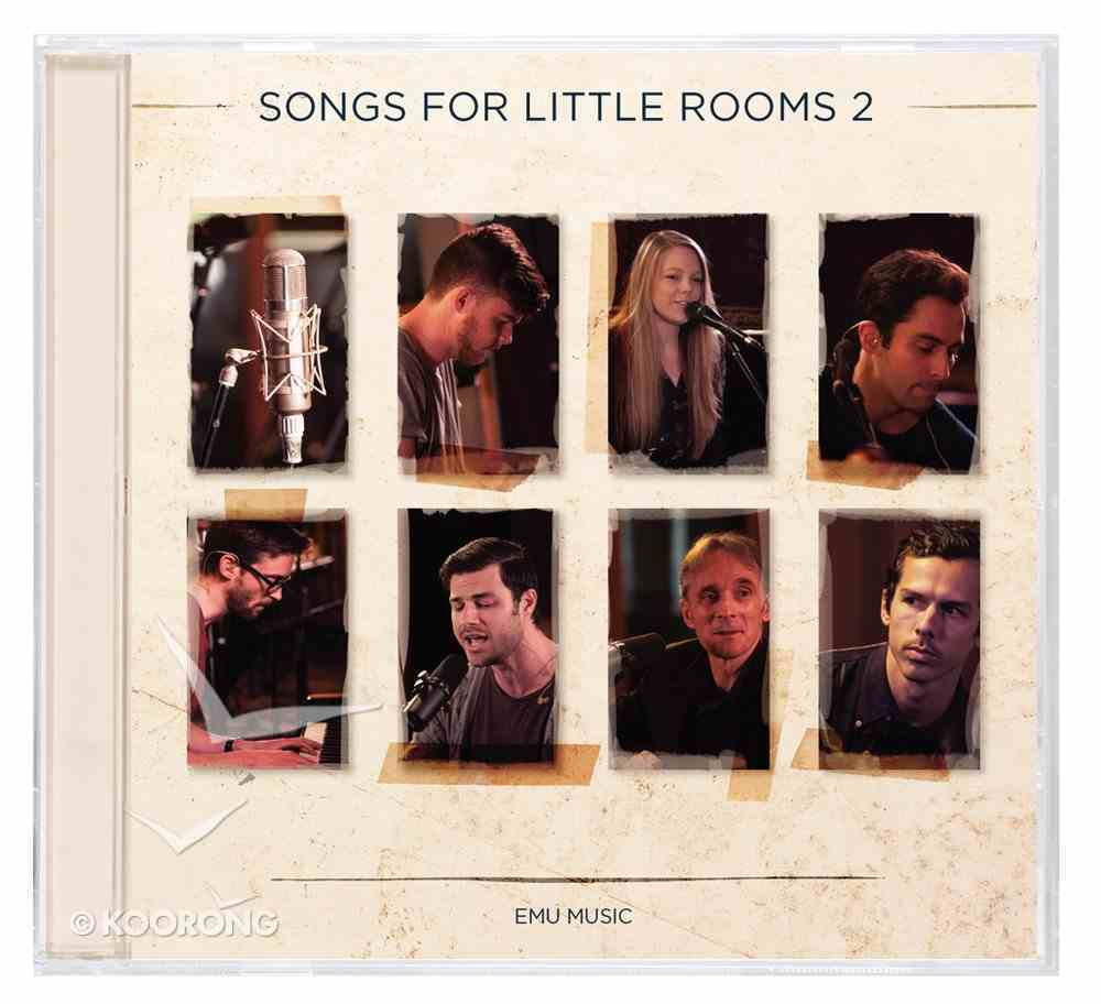 Songs For Little Rooms 2 CD