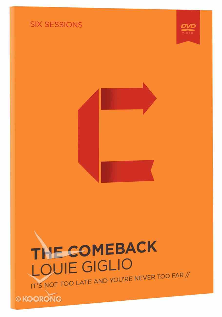The Comeback (Dvd Study) DVD