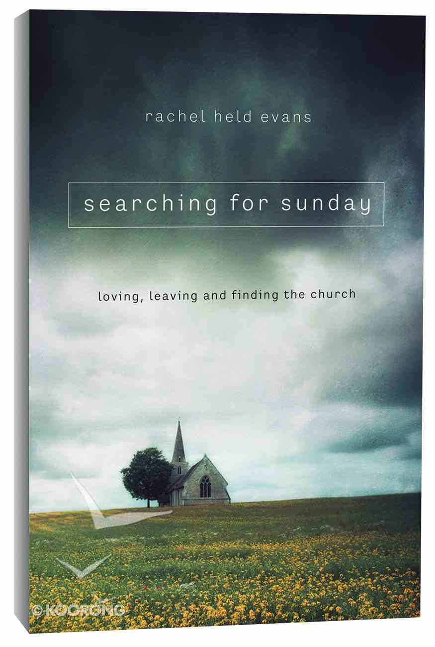 Searching For Sunday Paperback