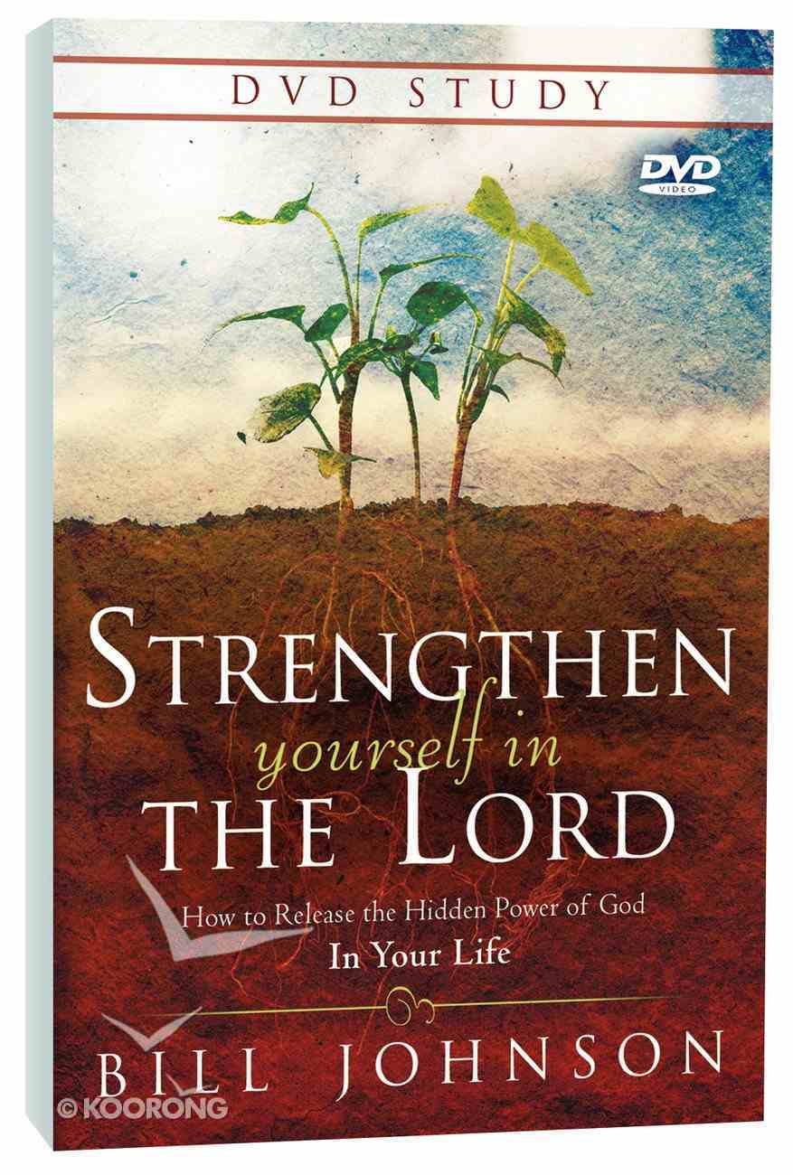 Strengthen Yourself in the Lord DVD Study DVD
