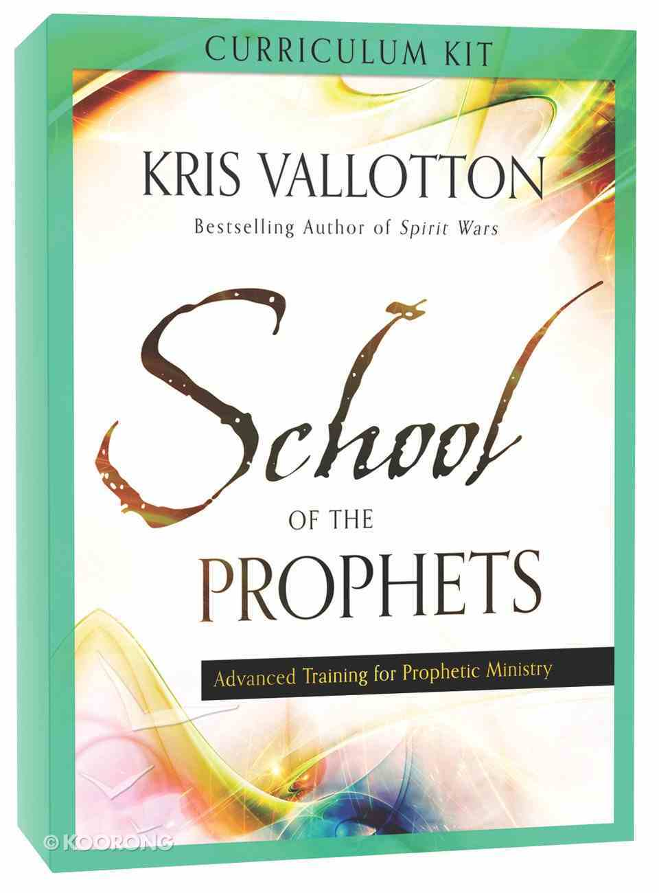 School of the Prophets (Curriculum Kit) Pack