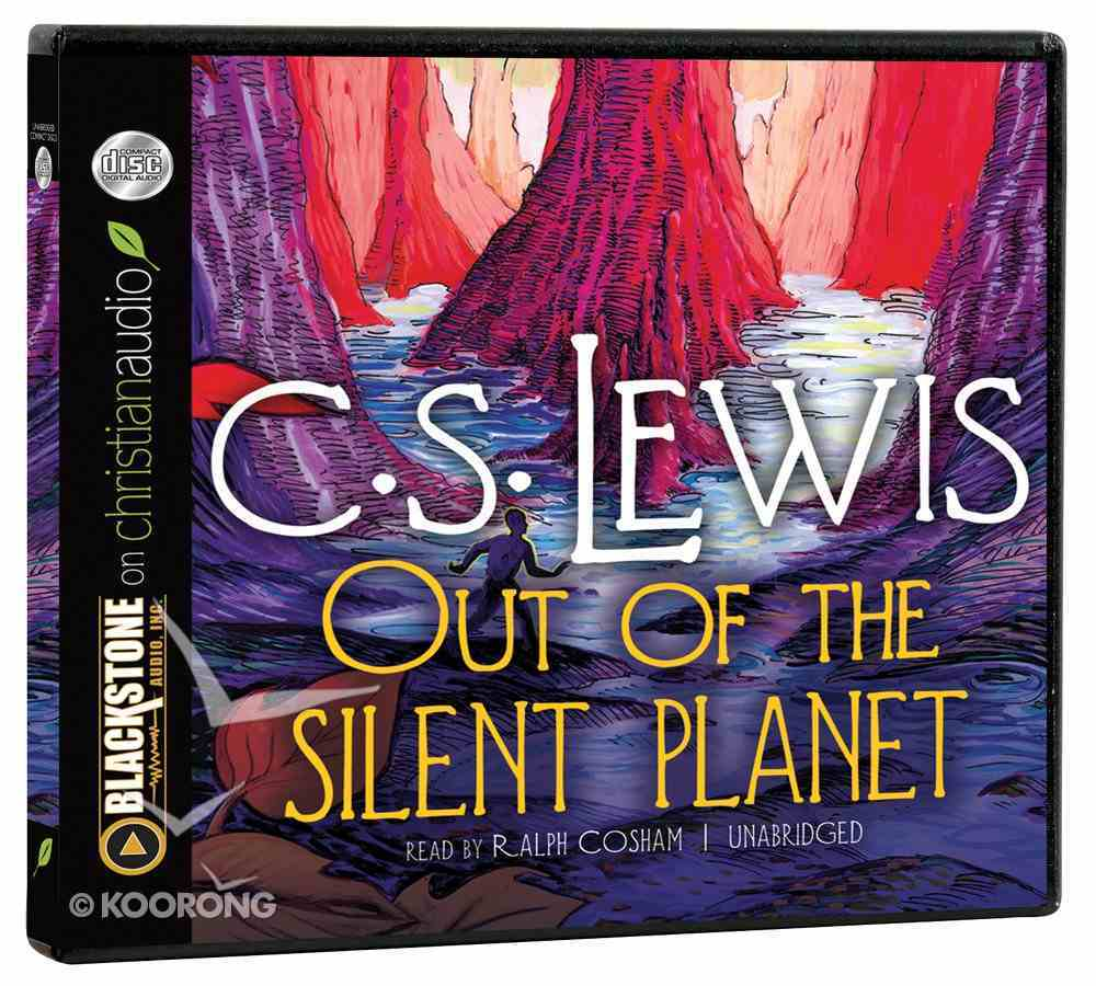 Out of the Silent Planet (Unabridged, 5 Cds) CD