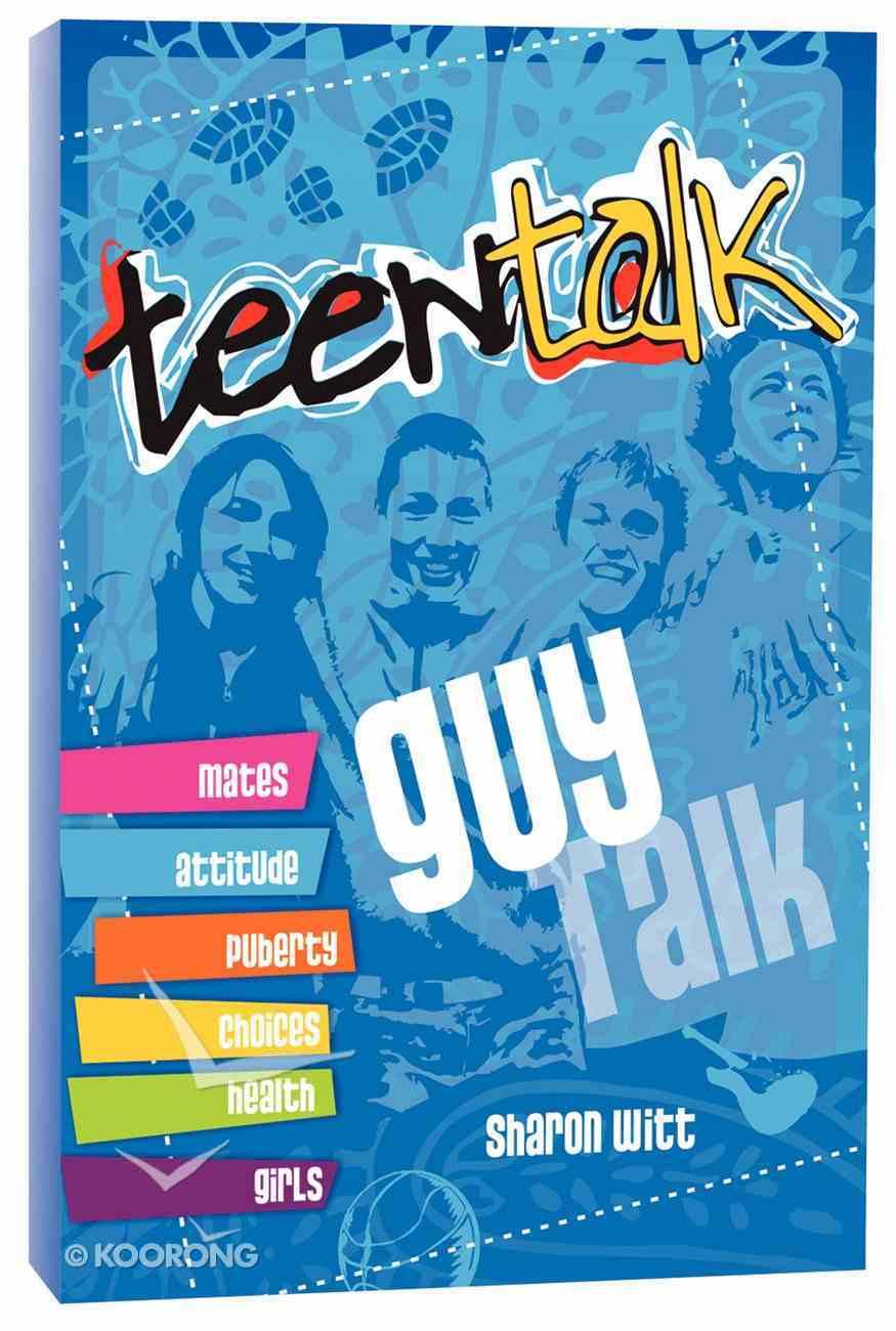 Guy Talk (Teen Talk Series) Paperback