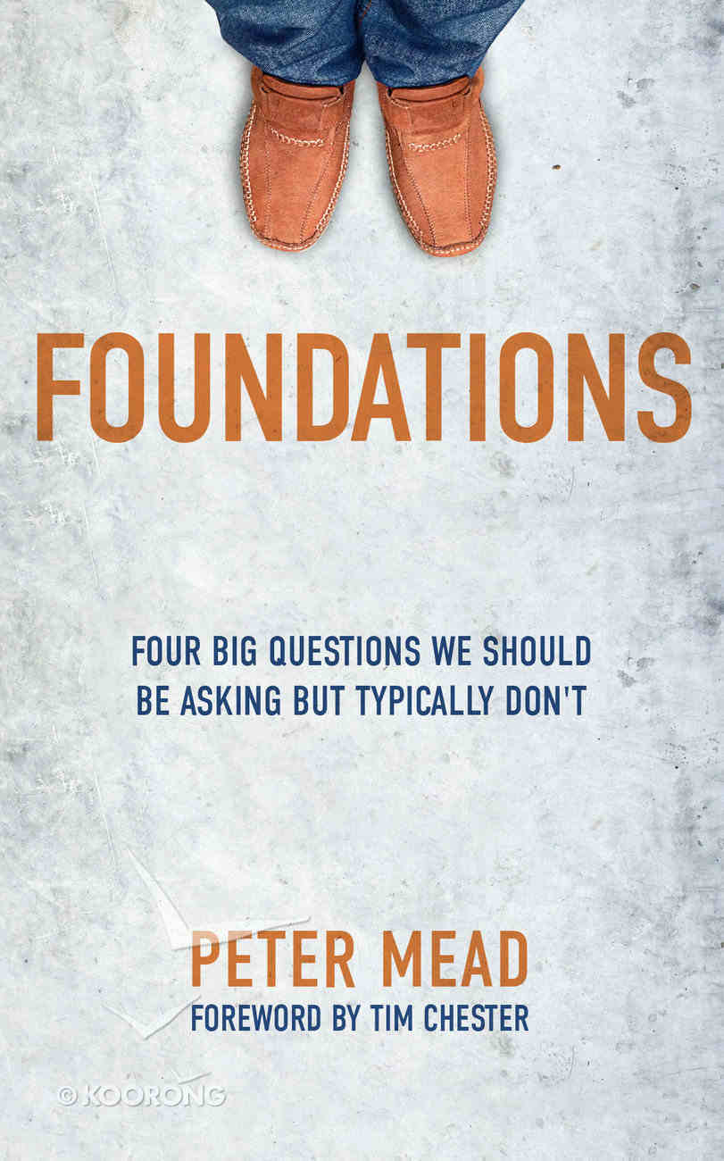 Foundations Paperback